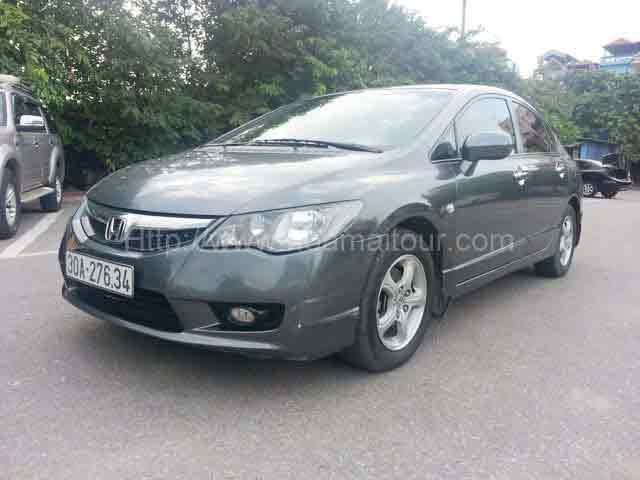 Cho thuê xe 4 chỗ | Cho thuê xe Honda Civic uy tín nhất