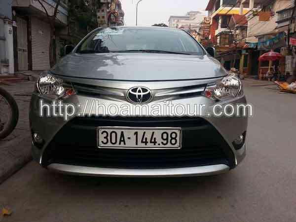 Cho thuê xe 4 chỗ | Cho thuê xe Toyota vios uy tín nhất