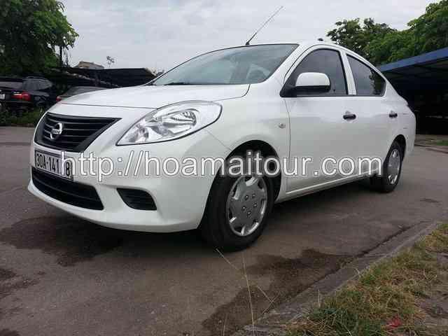 Cho thuê xe 4 chỗ | Thuê xe Nissan Sunny 2013 giá rẻ nhất