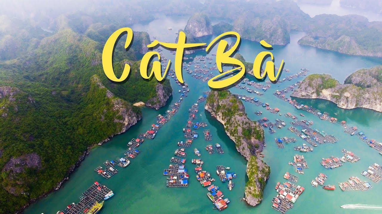Cát Bà là quần đảo thuộc huyện Cát Hải, tỉnh Hải Phòng