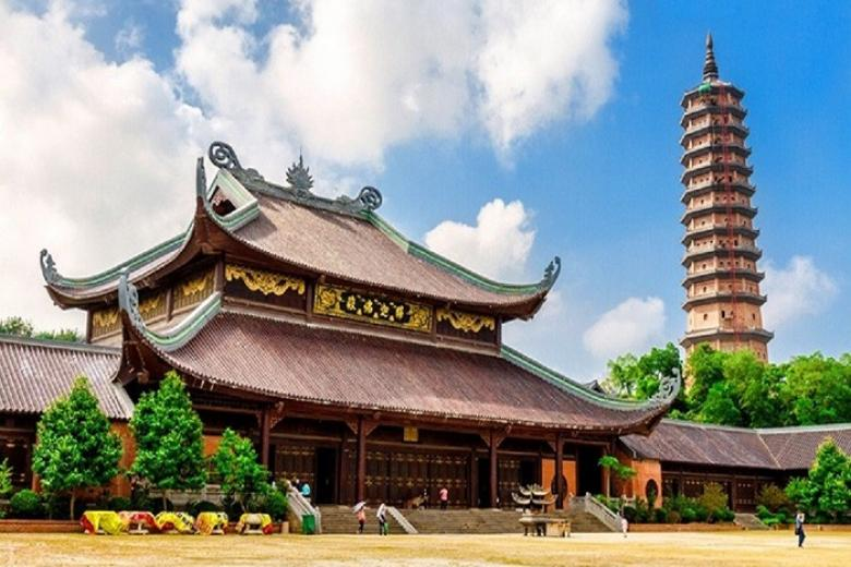 Chùa Bái Đính lập kỉ lục quần thể chùa lớn nhất Đông Nam Á