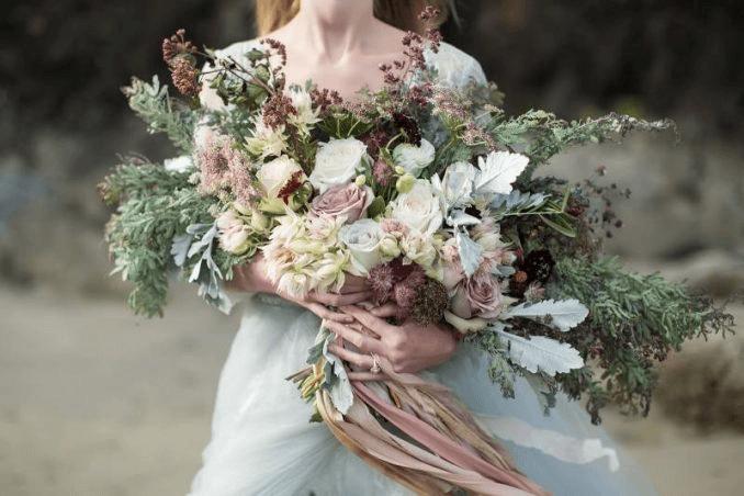 Kích cỡ bó hoa cưới