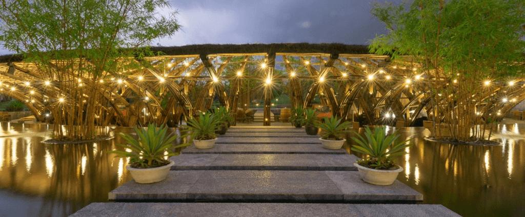 Nhà hàng Bamboo Wing