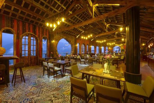 Sapa Sky View Cafe của khách sạn Châu Long Hotel Sapa