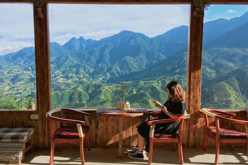 View của Viettrekking Homestay