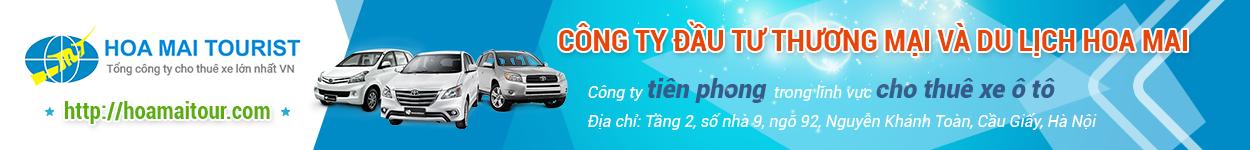 Thuê xe ô tô tại Hà Nội